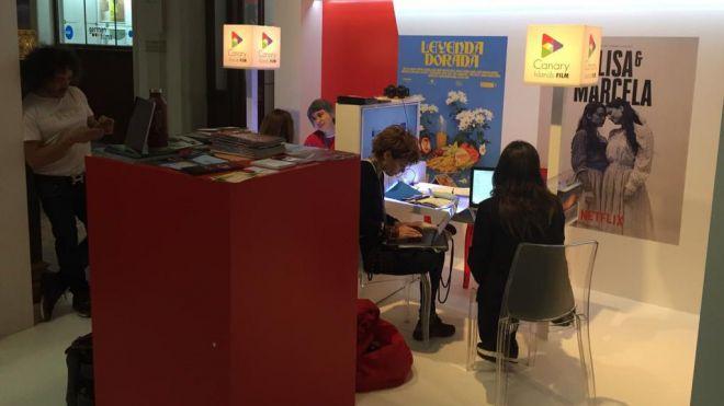La Palma se promociona como plató de cine en el Festival de Cine de Berlín