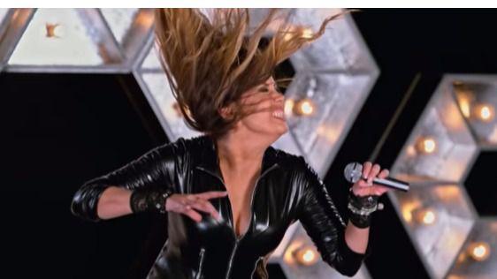 Cristina Ramos desata el 'furor' en las redes interpretando 'Call Me' en la final de AGT The Champions