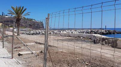Reiterado incumplimiento en los plazos de ejecución de la Avenida Marítima de Playa Santiago