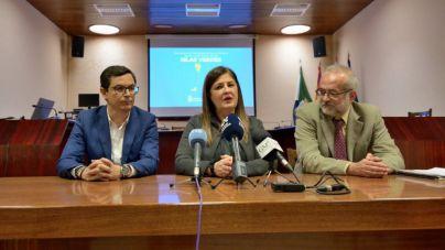 El Gobierno de Canarias propicia el impulso para establecer una ruta marítima que una las islas verdes