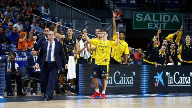 El Iberostar Tenerife se mete en la semifinal de la Copa del Rey