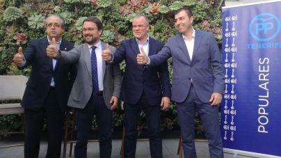 Manuel Gómez, candidato del PP al ayuntamiento de San Cristóbal de La Laguna