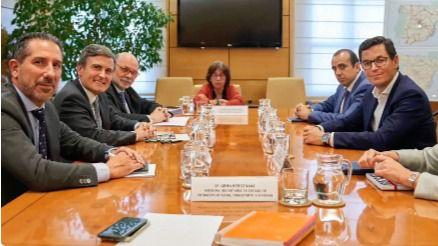 Los 945 millones de euros que debe el Estado en carreteras se incrementan 1,2 millones de euros cada mes