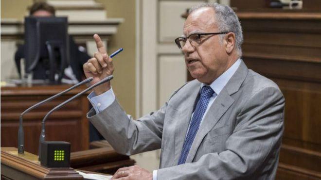 """Curbelo reconoce avances en esta legislatura aunque destaca que """"queda mucho camino por recorrer"""""""