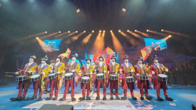 Zeta-Zetas gana el primer premio de Interpretación en el concurso de Murgas
