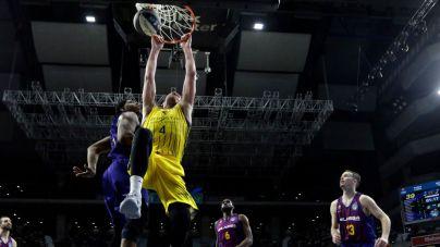 EL Iberostar Tenerife se despide de la Copa