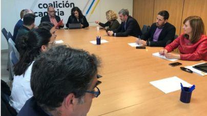 Coalición Canaria respalda la candidatura de Ana Oramas al Congreso de los Diputados