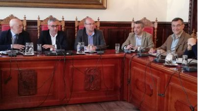 La Autoridad Portuaria mantendrá el espacio del Recinto Central para las fiestas lustrales