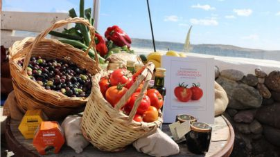 El Plan Estratégico de Gastronomía promueve los productos de Santa Lucía