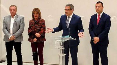 NC afirma que la herencia de Clavijo obliga a Canarias a optar por el cambio en las próximas elecciones