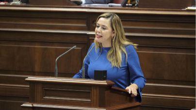 Corujo tilda de 'trilero' a Clavijo y ve 'inevitable' el final de su Presidencia