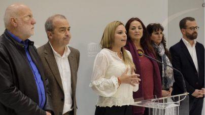 Podemos carga contra el 'mitin de CC' y critica a Clavijo por 'sacar pecho' ante la mala situación de Canarias