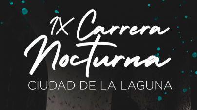 Las calles de La Laguna albergarán la IX edición de la Carrera Nocturna