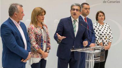 """NC promueve la condena del Parlamento por los """"incumplimientos"""" de los PGE de 2018"""