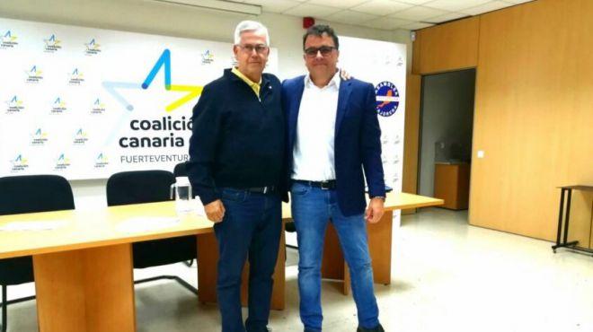 Manuel Miranda encabezará la candidatura de Coalición Canaria de Puerto del Rosario