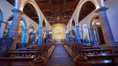 Finalizan la restauración de la iglesia de San Marcos de Icod de los Vinos