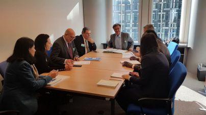 'El próximo acuerdo pesquero con Mauritania deberá aumentar la cooperación con el puerto de La Luz de las Palmas'
