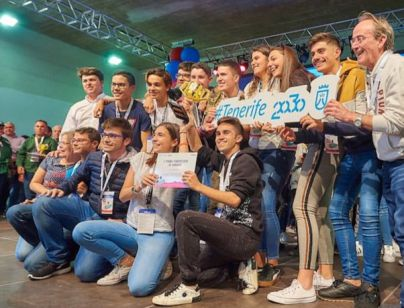 Britalego e IES Bañaderos se adjudican la VII First Lego League Canarias 2019