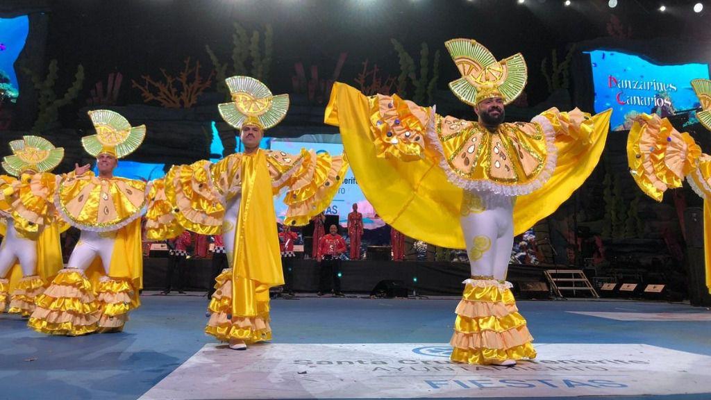 Resultado de imagen de danzarines canarios 2019