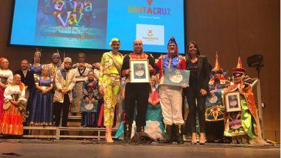 Unión Artística El Cabo logra el doblete en el Concurso de Rondallas del Carnaval 2019