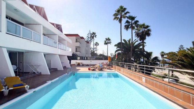 Canarias lidera las pernoctaciones en apartamentos en enero