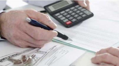 Se reduce la concesión de hipotecas
