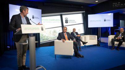Canarias logra reducir en 1,8 millones de toneladas las emisiones de CO2 a la atmósfera