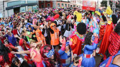 Santa Cruz celebra este domingo el primer Carnaval de Día