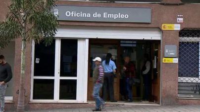 El paro baja un 2,61% interanual en Canarias en febrero, hasta las 209.466 personas