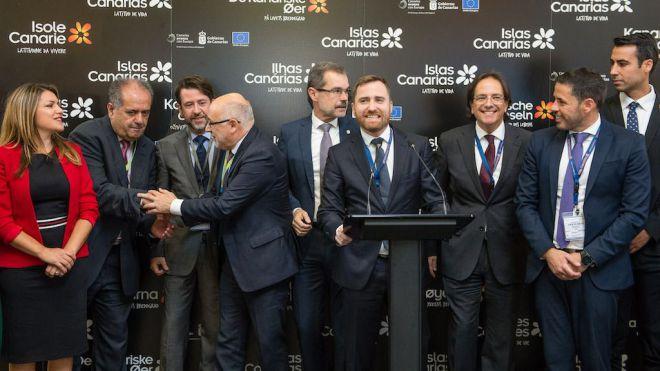 Aerolíneas y turoperadores alemanes confirman que Canarias se mantiene como uno de sus destinos prioritarios