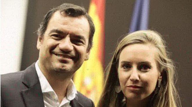 Melisa Rodríguez y Saúl Ramírez encabezarán las listas de Ciudadanos al Congreso