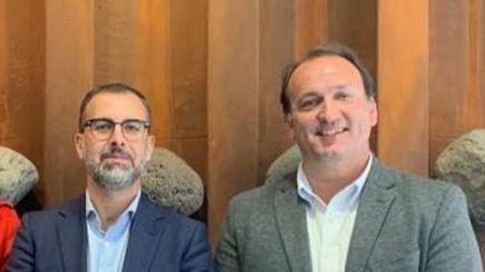 Mariano Cejas encabezará la lista regional de Cs al Parlamento y Ricardo Fernández de la Puente la lista al Parlamento por Tenerife