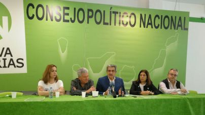 Pedro Quevedo repite como candidato de NC al Congreso