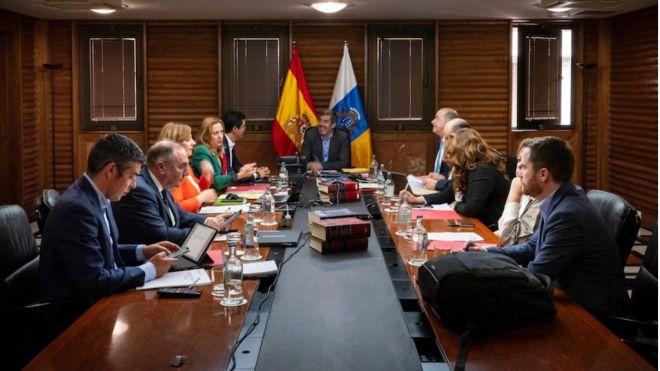 El Gobierno ya tiene su hoja de ruta para que la PCI se convierta en una Renta Canaria de Inclusión