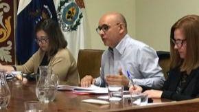 Cs pide explicaciones a Arteaga por la falta de limpieza en Santa Cruz de Tenerife