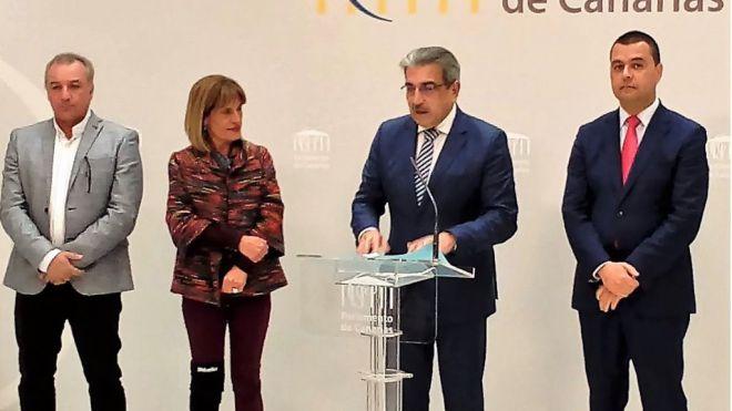 La renta de ciudadanía de Nueva Canarias supera en el Parlamento el veto de Clavijo