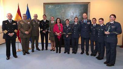 Siete mujeres reciben el Premio 'Soldado Idoia Rodríguez' 2019