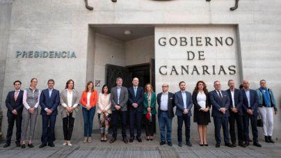 Canarias recuerda a las víctimas del 'terrible' atentado que sufrió Madrid