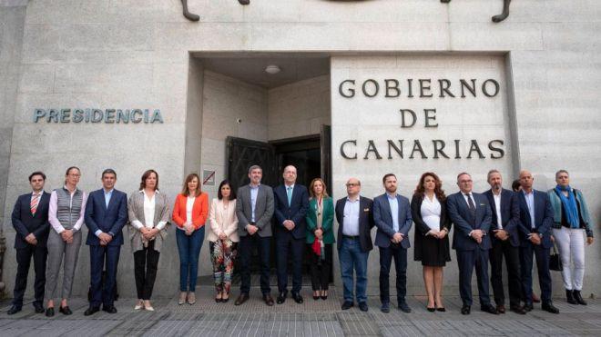 Canarias recuerda a las víctimas del