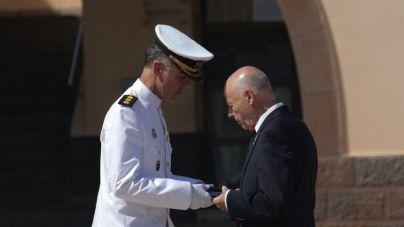 La Fundación la Infantería de Marina distingue al Periodista José Antonio Cabrera
