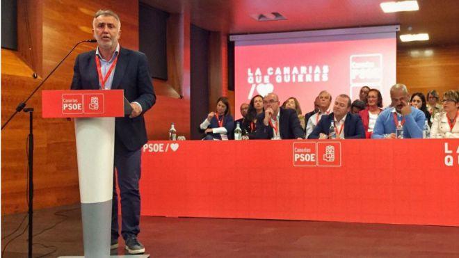 El PSOE aprueba sus listas al Congreso, Senado, Parlamento, cabildos y ayuntamientos