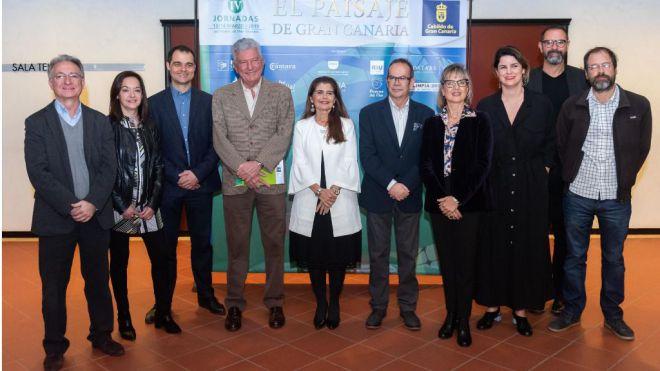 Las Jornadas del Paisaje de Gran Canaria apuestan por la implicación ciudadana