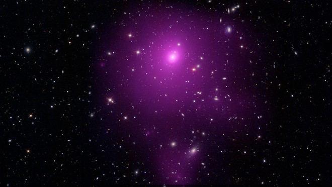 Descubren un agujero negro con 40.000 millones de masas solares