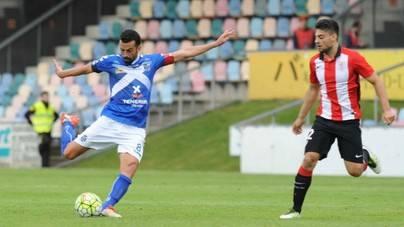 Derrota del Tenerife en su último partido de la temporada