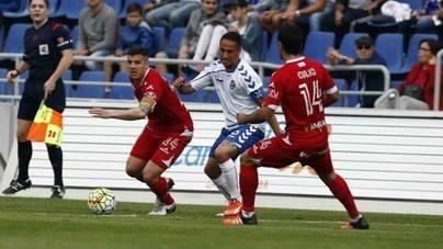 El Tenerife suma un punto ante el Zaragoza