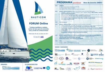 La ULPGC inaugura el fórum NAUTICOM sobre turismo marítimo y costero