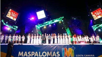 La nave del Carnaval Internacional de Maspalomas aterriza con éxito en Maspamoon