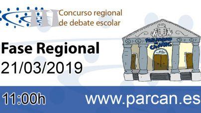 Siete equipos de todas las islas participarán en la final del III Concurso Regional de Debate Escolar