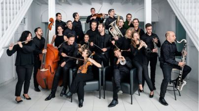 Lleno en el Saint Paul's Covent Garden de Londres para escuchar a Lanzarote Ensemble