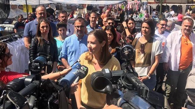 """""""Cs es el único partido que ha demostrado que trabaja por Canarias"""""""